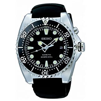Seiko-Herren-Armbanduhr-XL-Divers-Analog-Automatik-Plastik-SKA371P2