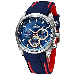 Herren-Uhren-Mnner-Militr-Sport-Wasserdicht-Chronographen-Groe-Schwarz-Armbanduhr-Mann-Rosgold-Leuchtend-Business-Modisch-Designer-Analoge-Gummi-Uhr