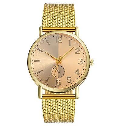 Lederband-Uhren-Mode-Damenuhren-Roman-Analog-Quarz-Armbanduhren-Javpoo