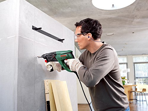 Bosch-Bohrhammer-PBH-3000-FRE-750-Watt-mit-4tlg-SDS-Set-im-Koffer