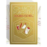 Chaoskarten-Weihnachtsspiel-das-Original-mit-51-Karten-und-3-Extrakarten-zum-selber-ausfllen