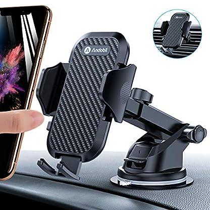 andobil-Handyhalter-frs-Auto-Handyhalterung-Lftung-Saugnapf-Halterung-3-in-1-Universale-KFZ-Handyhalterung-Smartphone-Halterung-fr-iPhoneX-Xr-Samsung-S10-S9-Huawei-Xiaomi-usw
