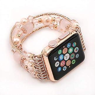 FENGT-Iwatch-Armband-Apple-Watch-Achat-Grtel-Rahmen-Iwatch-Handgefertigt-Schmuckband-Geeignet-Fr-Iwatch-Armband-Serie-321-38-Mm-42-Mm-Achatband