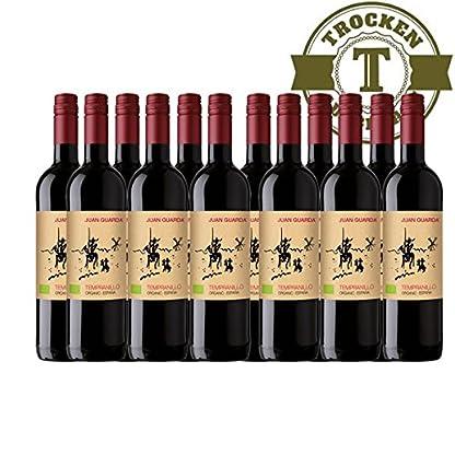 Rotwein-Spanien-Tempranillo-BIO-2016-trocken-12-x-075l-VERSANDKOSTENFREI