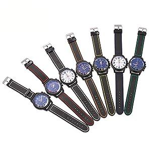 Senoly-Herren-Armbanduhren-Analog-Display-Quarz-Uhren-Stilvolle-Uhr-mit-Exquisite-Runde-Zifferblatt-Geschfts-Uhr-Billing-Watches-mit-Dornschliee-Lederarmband-Armbanduhren-Fr-Mnner-schne-Deko