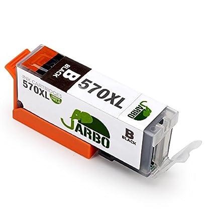 JARBO-fr-Druckerpatronen-Canon-PGI-570XL-CLI-571XL