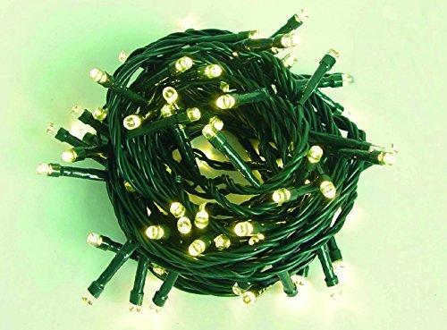 200er-LED-Lichterkette-Strom-fr-auen-Lichtfarbe-Warmweiss-Kabel-grn