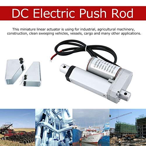 Anschlag-Elektrische-Stostange-50MM-DC-Stostangen-Motor-mit-Hochleistungs-Linearantriebs-Klammer-fr-industrielles-landwirtschaftliche-Maschinerie-Bau