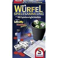 Schmidt-Spiele-49163-Wrfel-Spielesammlung