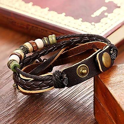 Avaner-Damenuhr-Lederuhr-handgefertigt-Vintage-mit-Lederband-Armbanduhr-Baum-Blatt-Damen-Frauen-Mdchen-Leder-Seil-Geflochten-Armband-Uhr-Quarzuhr