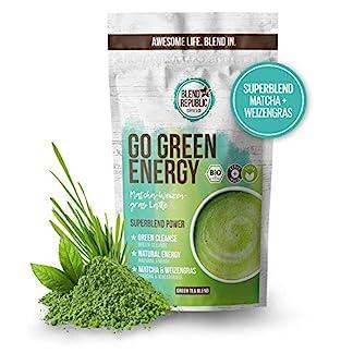 BIO-Matcha-Latte-Mix-mit-Weizengras-Kokosmilchpulver–Bio-Vegan-Superfood-Detox-Natural-Energy-Matcha-Tee-Antioxidant
