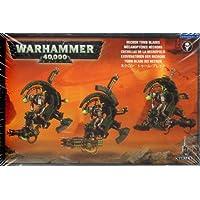Warhammer-40K-Exovenatoren-der-Necrons