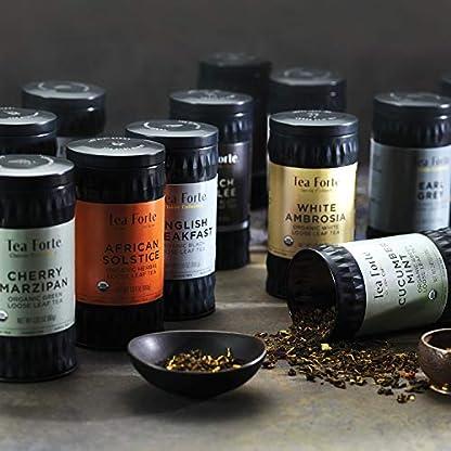 Tea-Forte-Lotus-VANILLA-PEAR-Loose-Leaf-Organic-White-Tea-282-Ounce-Tea-Tin