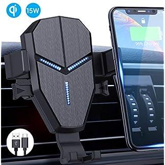Avolare-Qi-Handy-Halterung-fr-Auto-Wireless-Charger-15W-10-W-75-W-5-W-mit-Ladestation-Lftung-Handyhalterung-Schwerkraft-fr-iPhone-11-ProXs-MaxXR-iPhone-XSX8-Galaxy-S10S10S9S8