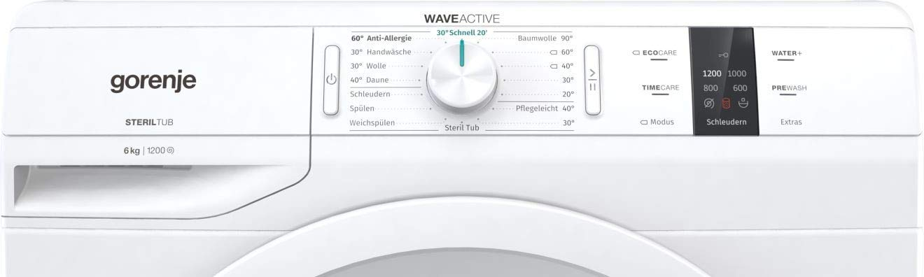 gorenje-WP62S3-Waschmaschine-wei