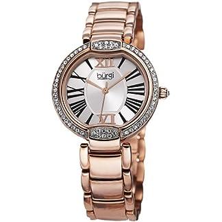 Burgi-Damen-Armbanduhr-Analog-Quarz-BUR101RG