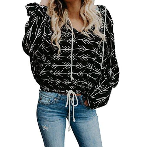 Damen-Bluse-Mumuj-Fashion-Neu-Print-Langarm-Schwarz-Herbst-Winter-Hemd-Mdchen-Cool-Lose-Freizeit-Streetwear-Kapuzenpullover-Oberteile-Tops