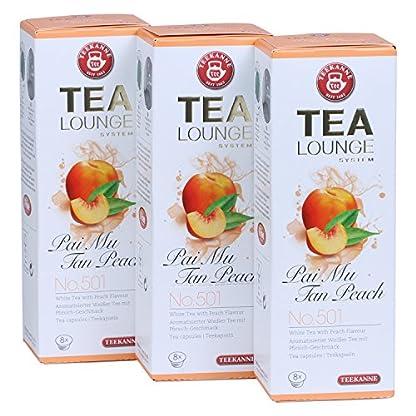 Teekanne-Tealounge-Kapseln-Pai-Mu-Tan-Peach-No-501-Weier-Tee-3×8-Kapseln