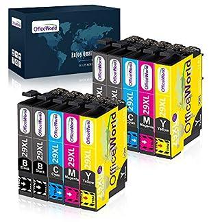 OfficeWorld-29-XL-29-Ersatz-fr-Epson-29XL-Druckerpatrone-Kompatibel-mit-Epson-Expression-Home-XP-245-XP-342-XP-442-XP-235-XP-335-XP-255-XP-452-XP-352-XP-455-XP-345-XP-432-XP-332-XP-247-10er-Pack