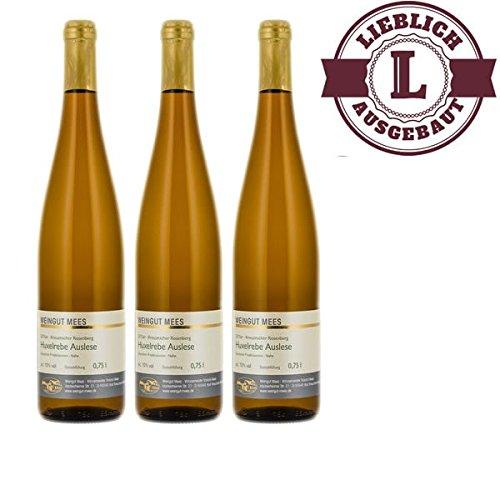 Weiwein-Weingut-Roland-Mees-Nahe-Kreuznacher-Rosenberg-Huxelrebe-Auslese-2015-lieblich-3-x-075l