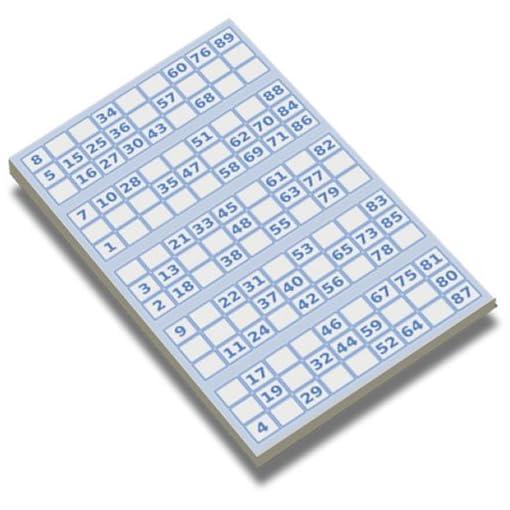 Bingo-Lotto-Kompaktspiele-Reisespiele