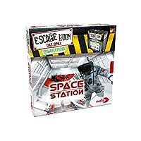 Noris-Spiele-606101642-Escape-Room-Erweiterung-Space-Station-Nur-Mit-Chrono-Decoder-Spielbar