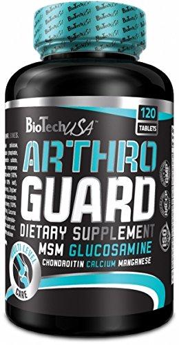 Biotech Artho Guard 120 Tabs