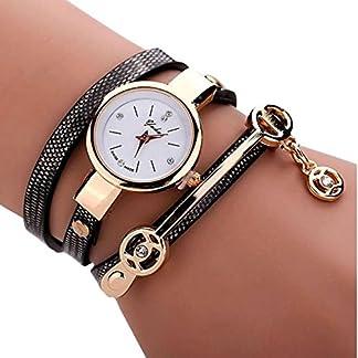 Sonnena-Unisex-Armbanduhren-Mode-Ultra-flach-Metallband-Armbanduhr-Damenuhr-Lederband-Uhren-Wrist-watch-Frauen-Outdoor-Klassik-Analoge-Quarz-Armband-Handgelenk-Uhr