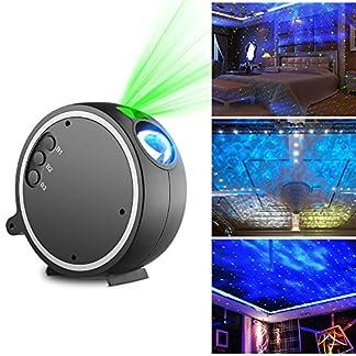 UOUNE-LED-Projektionslampe-Sternenhimmel-Projektor