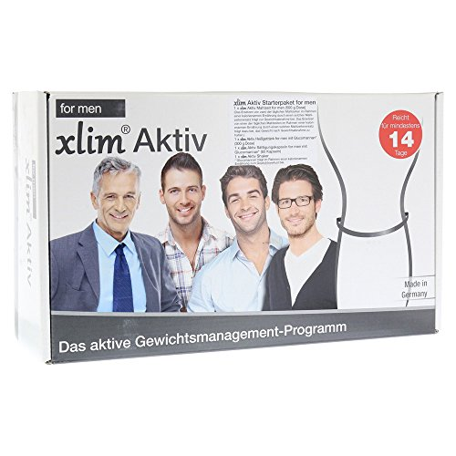 Xlim aktiv Starterpaket for men, 1 St.