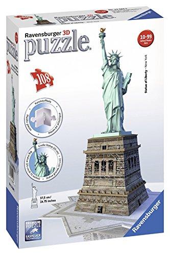 Ravensburger-12584-3D-Puzzle-Bauwerke-Freiheitsstatue