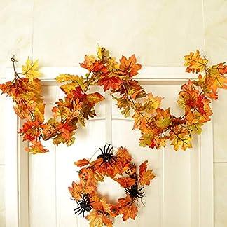 Weihnachten-Thanksgiving-Maple-Leaves-Cane-Awhao-LED-Herbst-Ahornblatt-Ernte-Thanksgiving-Weihnachtskranz-fr-Haustr-Rattan-Home-Fenster-Wandbehang-Tr-hngen