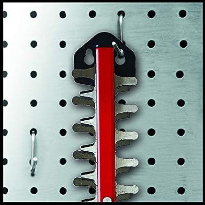 Einhell-Akku-Heckenschere-ARCURRA-Power-X-Change-Lithium-Ionen-18-V-62-cm-Schwertlnge-55-cm-Schnittlnge-18-mm-Zahnabstand-Schnittgutsammler-ohne-Akku-und-Ladegert
