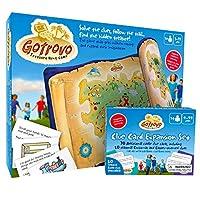 GoTrovo-BUMPER-EDITION-SchnitzelJagd-fr-Kinder-jeden-Alters–dieses-EnglischSprachige-SchatzSuche-Spiel-ist-das-Lernen-getarnt-als-Spa-fr-SpielTermine-und-Geschwister-Unterhaltung-Nutzen-Sie-Indoor-Ou