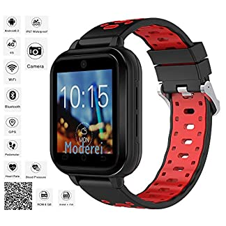 Moderei-Finow-Q1-Pro-Android-Smart-Watch-4G-154-inch-Waterproof-Touch-Screen-Pedometer-Red-Blue-Grey-Yellow-Green