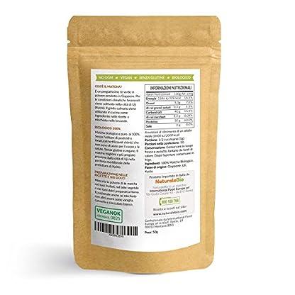 Matcha-Tee-Pulver-Bio-Cooking-Qualitt-50-GR-Original-Green-Tea-aus-Japan-Japanischer-Matcha-Ideal-zum-Smoothies–Shakes-Latte-Tee-hergestellt-in-Japan-Uji-Kyoto-NATURALEBIO