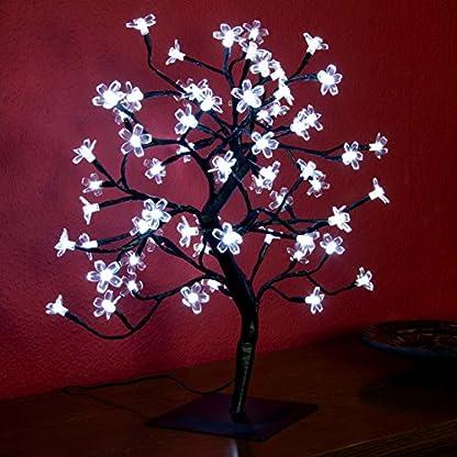 Nipach-GmbH-64-LED-Baum-mit-Blten-Bltenbaum-Lichterbaum-wei-45-cm-hoch-Trafo-IP44-Weihnachtsbeleuchtung-Weihnachtsdeko-Lichterdeko-Xmas