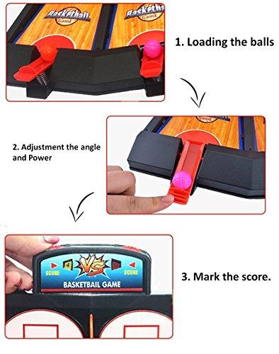 OurKosmos-doppelte-Finger-Shooting-Basketball-Desktop-Spiel-pdagogisches-Spielzeug-Eltern-Kind-Interaktion-Spiel-Spa-Sport