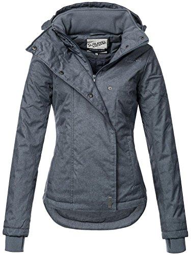 Sublevel Damen Jacke Übergangsjacke 46550D 9 Farben XS-XL