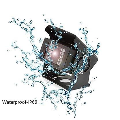podofo-Digitales-drahtloses-Rckfahrkamera-System