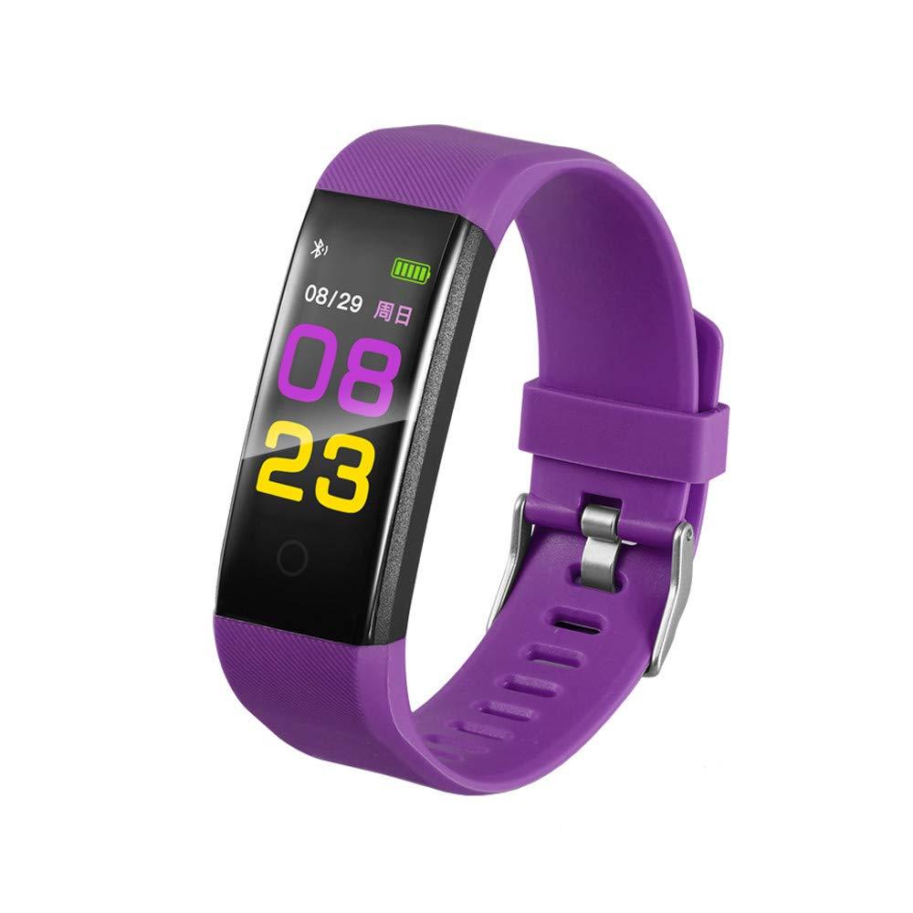 Fitness-Armband-Mit-Pulsmesser-Muamaly-Fitness-Tracker-Blutdruckmesser-Wasserdicht-Ip67-Farbbildschirm-Aktivittstracker-Uhr-Smartwatch-Pulsuhren-SchrittzHler-Fr-Damen-Herren