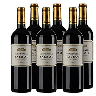 Chateau-Connetable-Talbot-StJulien-AC-2014-Bordeaux-Rotwein-trocken-6x-075-l