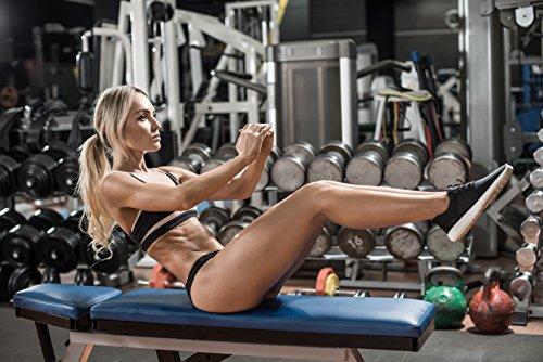 POST WORKOUT Shake mit Maltodextrin, Whey Protein, BCAA, Creatin, L-Glutamin, Magnesium uvm. – 1500g – Eistee Pfirsich – Die wichtigsten Nährstoffe nach deinem Workout! (Eistee Pfirsich, 1500g) EINWEG
