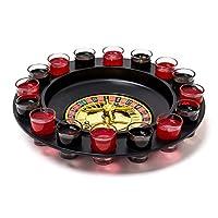 Trinkspiel-Saufspiel-Roulette