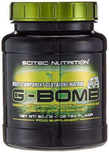 Scitec Nutrition G-bomb 2.0, Ice Tea, 1er Pack (1 x 500 g)