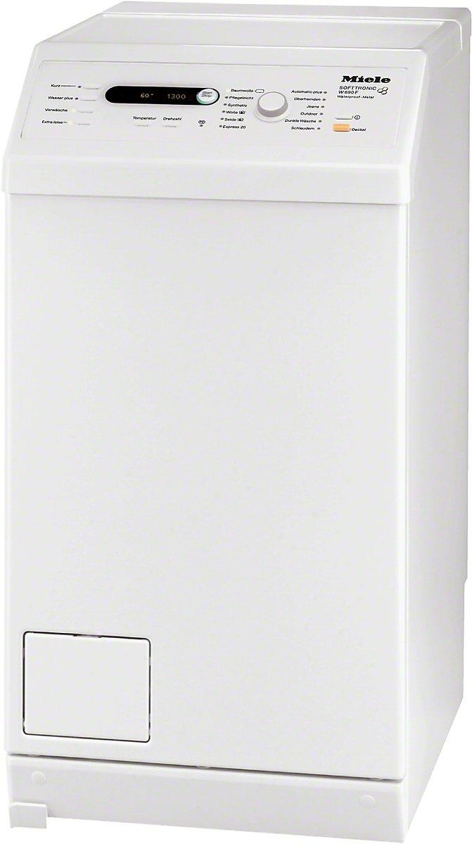 Miele-W690F-WPM-D-LW-Waschmaschine-TL-Energieklasse-A-150-kWh-1300-UpM-6-kg-8800-L-Schonende-Wschepflege-dank-Miele-Schontrommel-Sparsam-Waschen-Eco-Programme-lotoswei