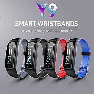 BZLine-Bluetooth-Smartwatch-Wasserdichte-OTA-Smart-Watch-Armband-Fitness-Tracker-fr-iPhone-fr-AndroidiOS-fr-Kinder-Frauen-Mnner
