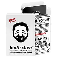 DENKRIESEN-klattschen-White-Edition-Die-offizielle-Erweiterung-des-Kult-Trinkspiels