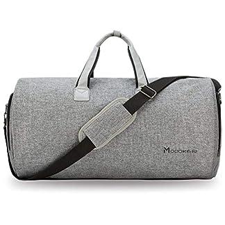 Modoker-Kleidersack-Anzughlle-fr-Mnner-Frauen-Anzugtasche-fr-Reisen-Kleidertaschen-Schuhbeutel-2-in-1-Hngender-Koffer-Anzug-Reisetaschen-Hochwertige-Kleiderhlle-fr-Anzug-und-Kleid