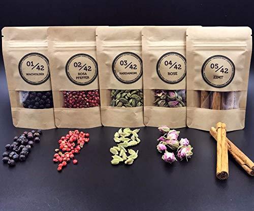 Gin-Botanicals-Set-Natrliche-Gin-Tonic-Gewrze-Perfekt-Als-RefillGeschenk-Set-Und-Im-Cocktail-Glas-1579100g